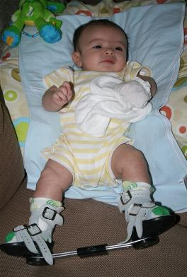 Shoe Braces For Babies